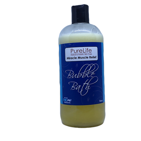 Miracle Muscle Relief Bubble Bath