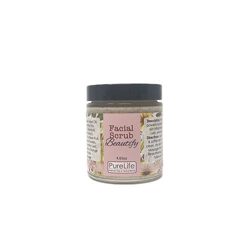 Beautify Gentle Facial Scrub