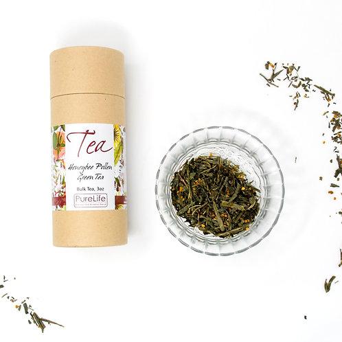 Honeybee Pollen Green Tea