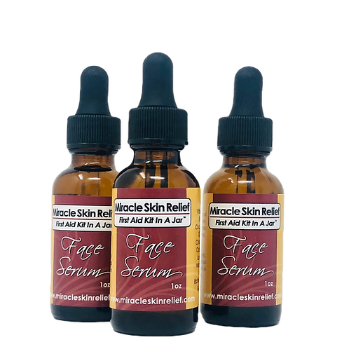 Miracle Skin Relief Face Serum