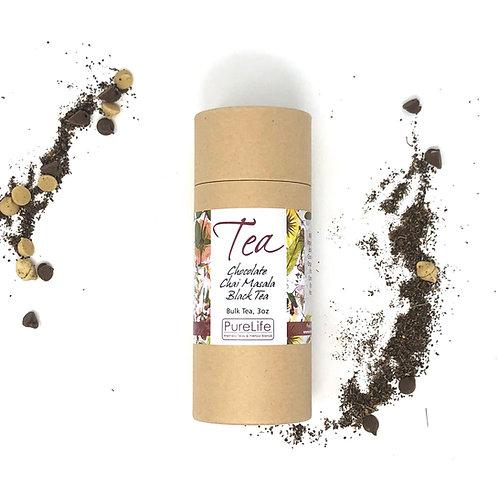 Chocolate Chai Masala Black Tea (Caffeinated)