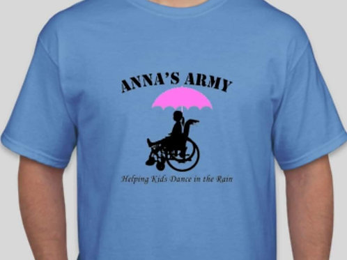 Kids Anna's Army Shirt