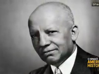 Who Is Carter G. Woodson