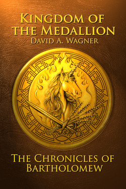 Kingdom of the Medallion Cover Test 8
