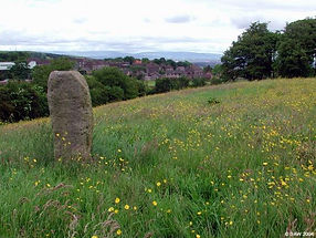 Neilston, Neilston Scotland, Scotland, Neils Stone, Kingdom of the Medallion, David Wagner, David A Wagner