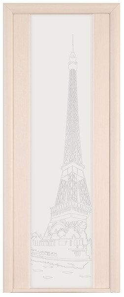 """Луидор Полотно Альмека """"Париж""""+короб+наличник на 1ст."""