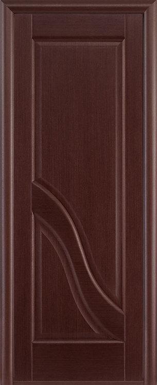Межкомнатная дверь Ирида глухое «венге»