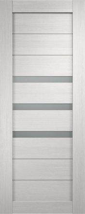 Межкомнатная дверь Unica 5 с/о белое 3D Flex «белый»