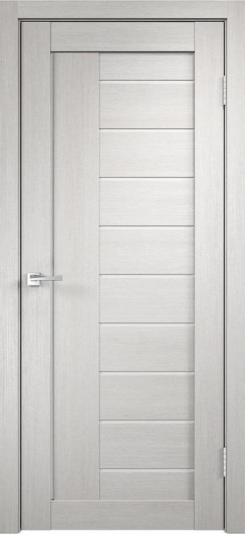 Межкомнатная дверь Linea 3 с/о белое