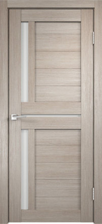Межкомнатная дверь Duplex 3 с/о белое
