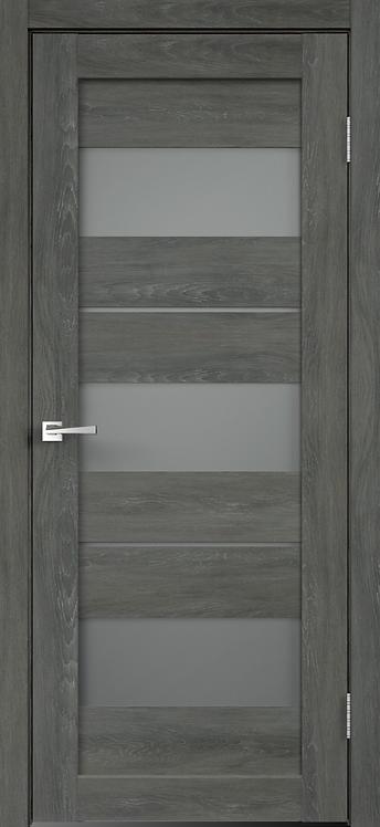Межкомнатная дверь Duplex 12 с/о белое