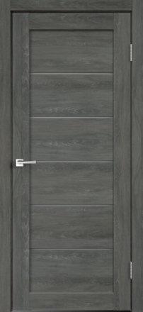 Межкомнатная дверь Linea 1 с/о белое