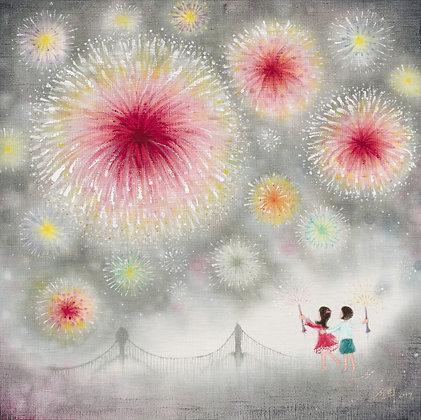 The Dreaming Girl - Firework