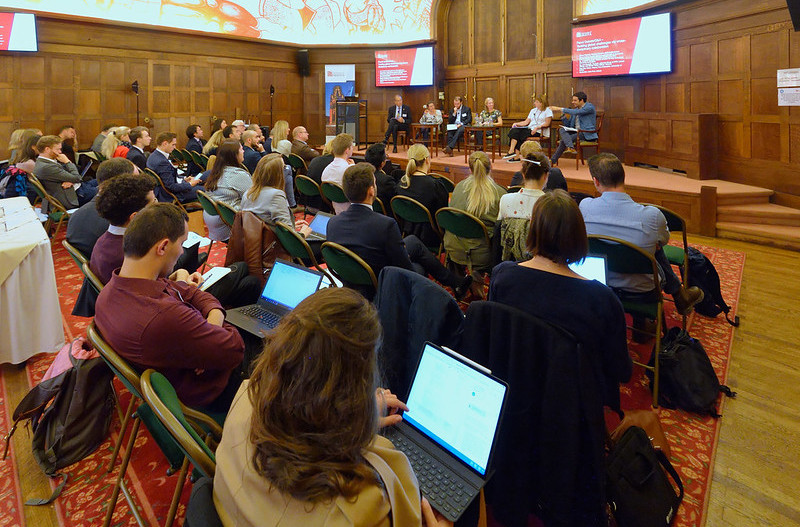 High-Level Panel Discussion during University of Bristol R&I Workshop
