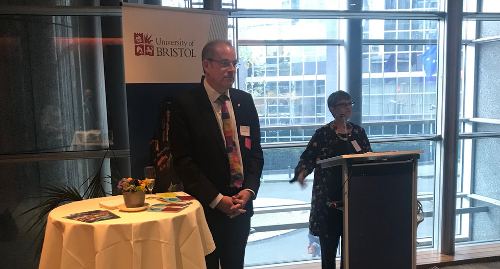University of Bristol Alumni Reception in the European Parliament in Brussels