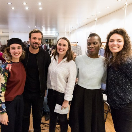 About Sustainability : a talk hosted by Made & More : Laura Brown, Merci Raymond, Les Récupérab