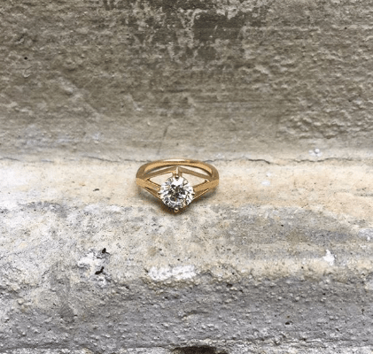 © Ring produced by Innocent Stone