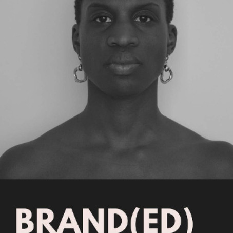 What BRAND(ED): The Little Survival Guide of a Liberian Black Woman in Paris is about ?
