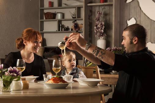 Zakelijke fotografie, culinair voor Ristorante Lastoria. (met een vleugje privè)