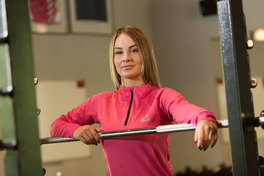 Mode fotografie / sportwear Fotografie bij Sportvision Geleen