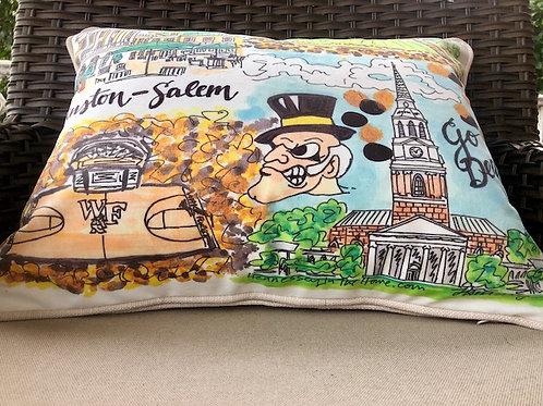 Winston-Salem || 16x20 Pillow