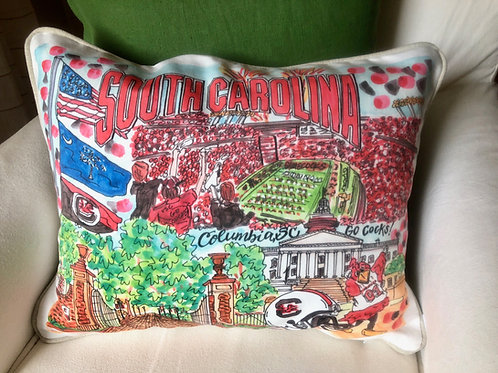 University of South Carolina || 16x20 Pillow