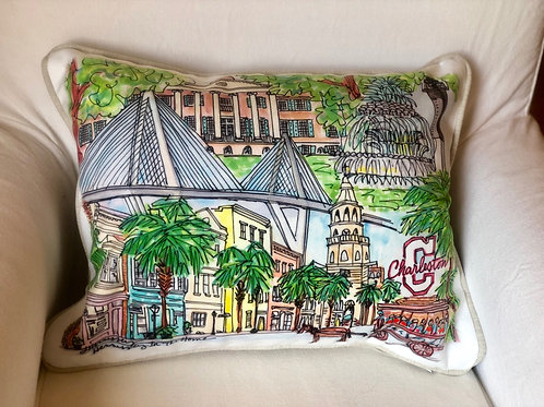 Charleston || 16x20 Pillow