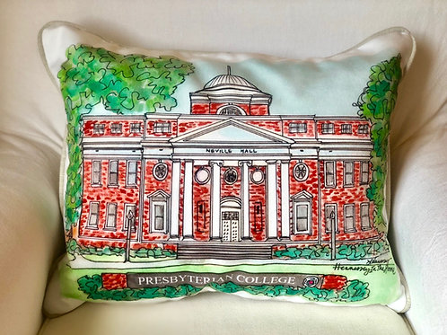 Presbyterian College || 16x20 Pillow