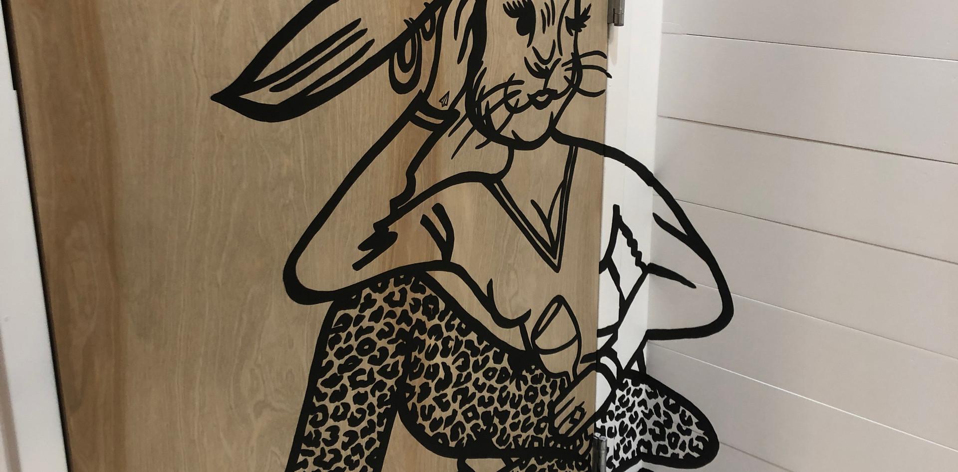 Lady Rabbit - Hoppin'