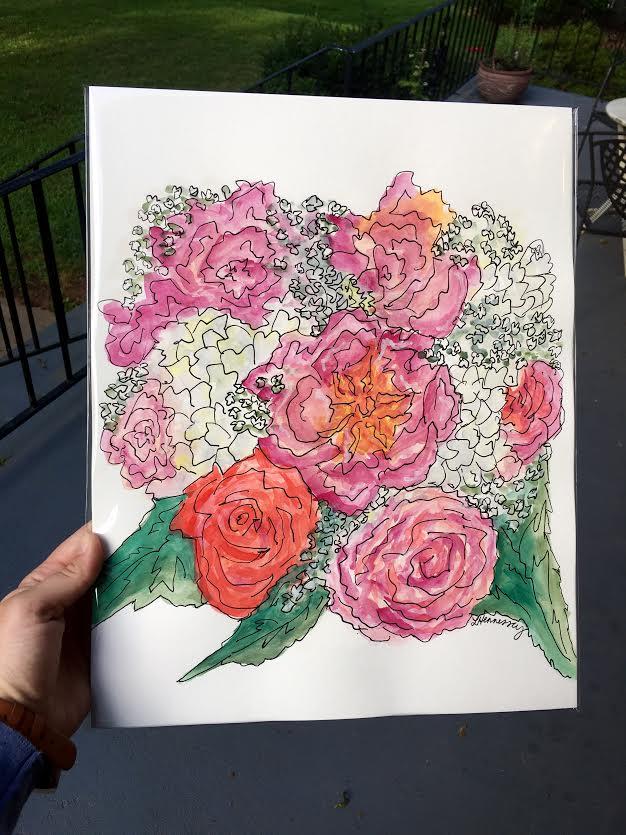 Lindsey bouquet