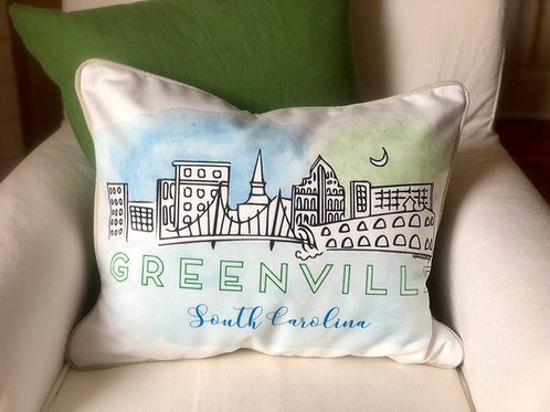 YeahTHATPillow || Greenville, SC || 16x20