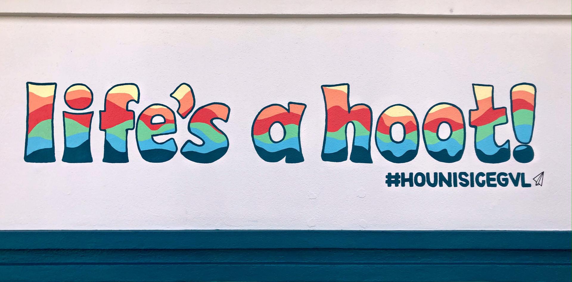 LIFE'S A HOOT!