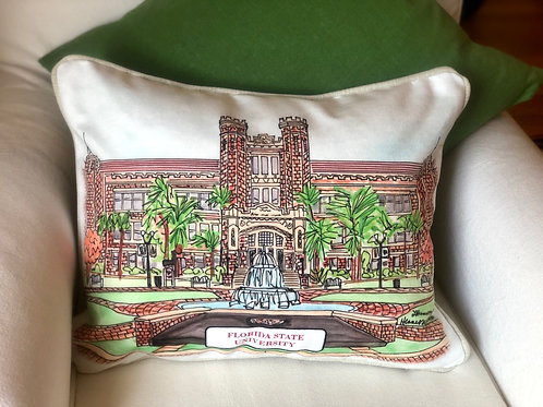 Florida State || 16x20 Pillow