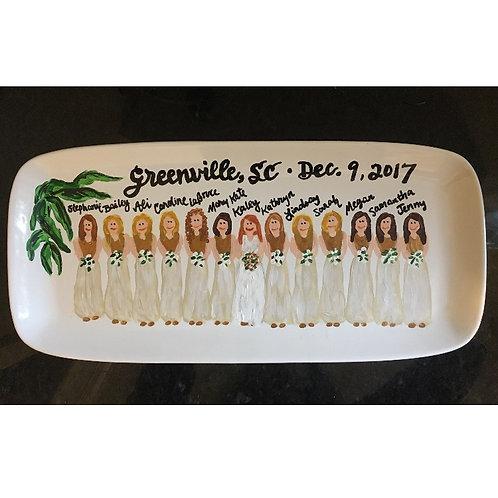 Bridal Plate