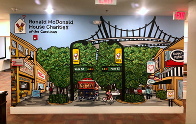 RONALD MCDONALD HOUSE CHARITIES OF THE CAROLINAS