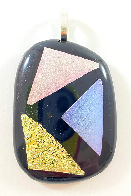 Colorful Dichroic Pendant