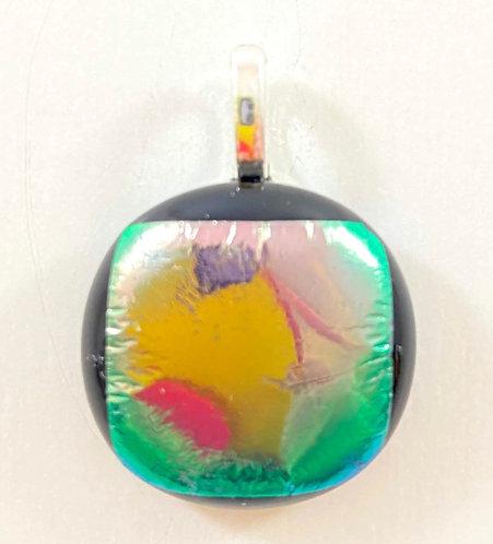 Colorful Dichroic Pendant