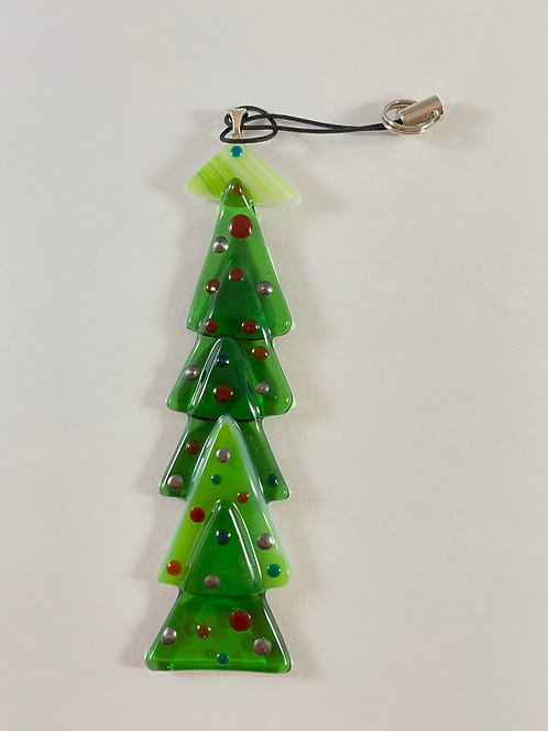 Christmas Tree Pendant or Ornament