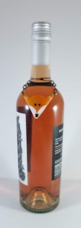 Fox Wine Bottle Critter