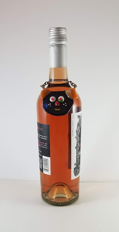 Dog Wine Bottle Critter