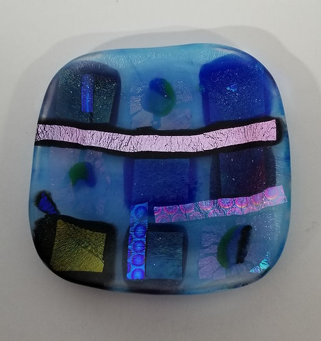 Colorful Dichroic Dish