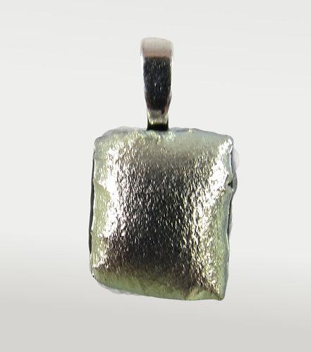 Shiny Silver Mini Pendant