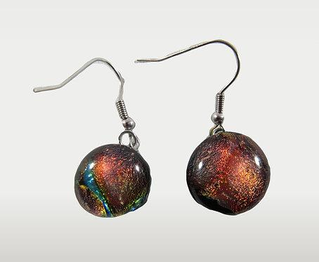 Golden Hanging Earrings