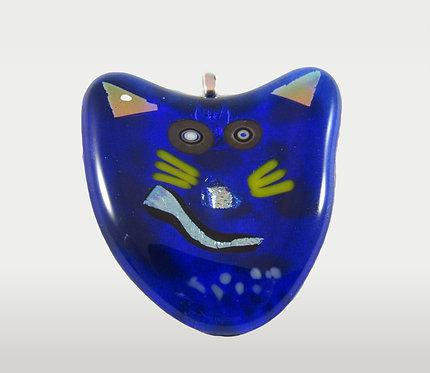 Sly Kitty Pendant