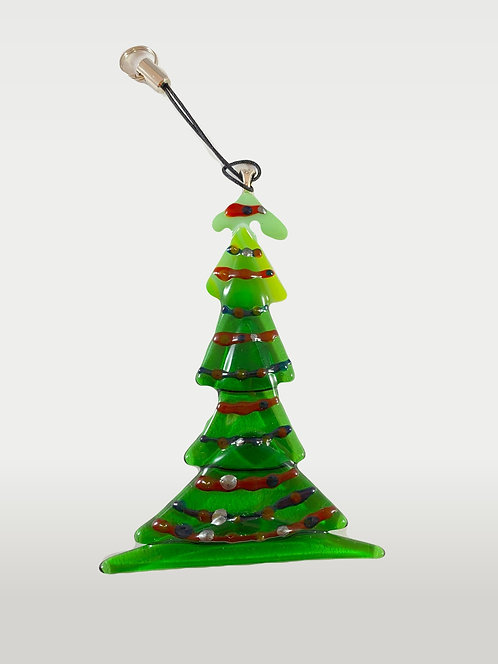 Christmas Tree Pendant or Ornament