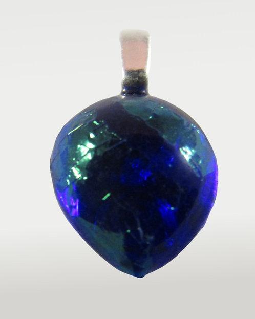 Clear Blue Mini Pendant