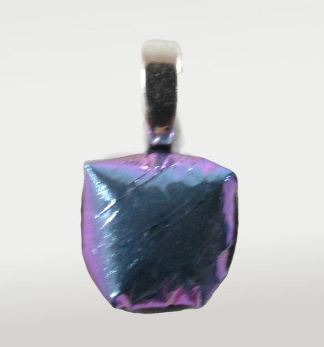 Mini Shine Silver Pendant
