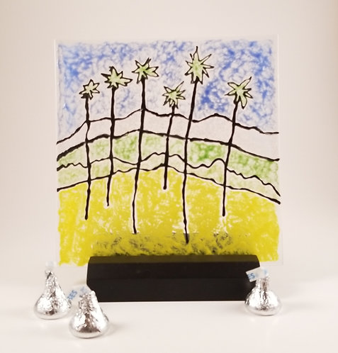 Daisies in a Field Art