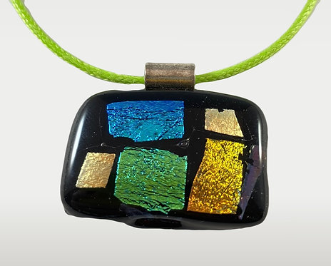 Many Color Dichro Pendant