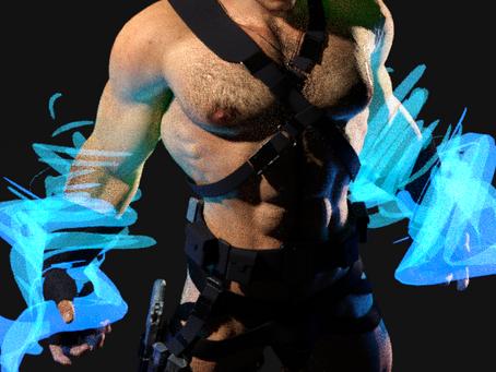 Gay Super Hero Super Power